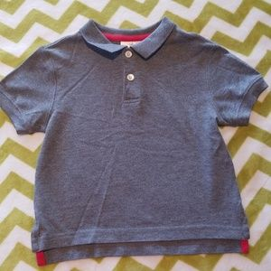 Hanna Andersson Grey Polo Size 100 (4)